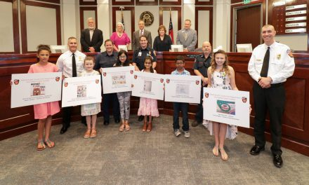 Winners of Forsyth County Fire Department's Fire Safety Poster Contest Announced
