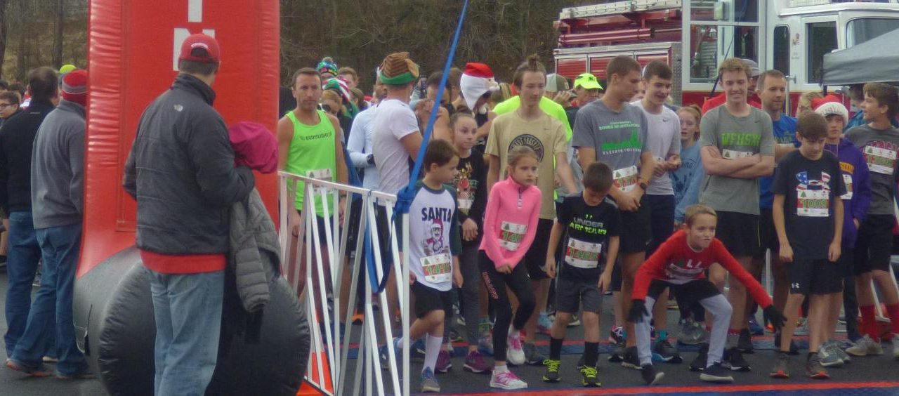 Jingle Joggers Support Forsyth County Foster Children