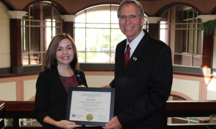 Forsyth's Director of Communications Earns Certified Public Communicator Certification