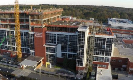 A Growing Hospital Serving a Growing Community