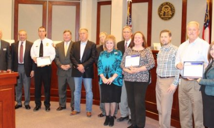 Forsyth County Receives National Awards