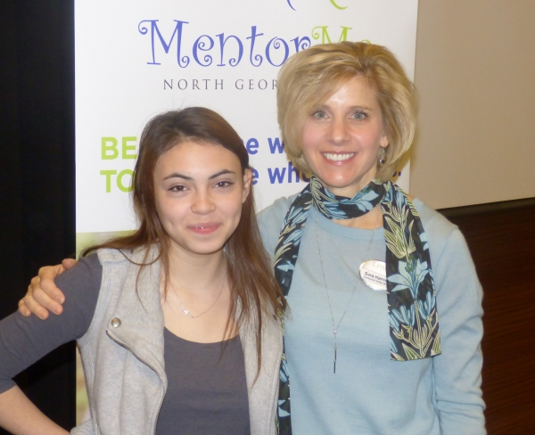 Mentor Me Celebrates 15 Years in Forsyth County