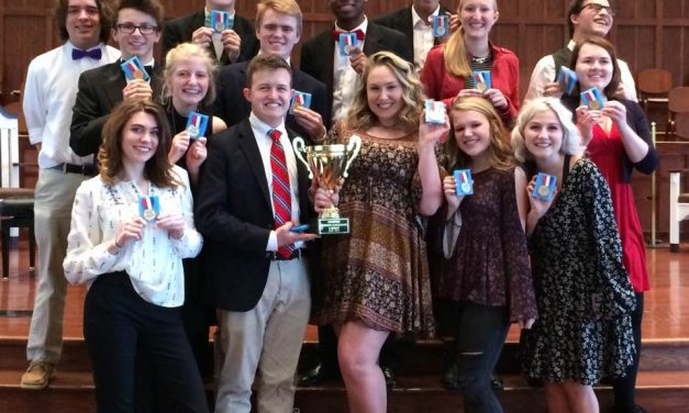South Forsyth High School Ranks 1st at Region Literary Meet