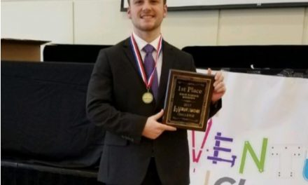 North Forsyth High School's Evan Smith wins 1st Place at GA Tech Adventure Challenge