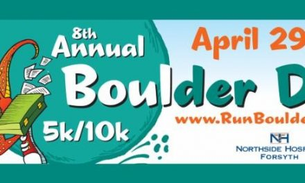Registration is underway for the 8th Annual Boulder Dash 5K/10K