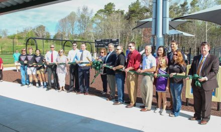 Lanierland Park in Northeast Forsyth County Now Open