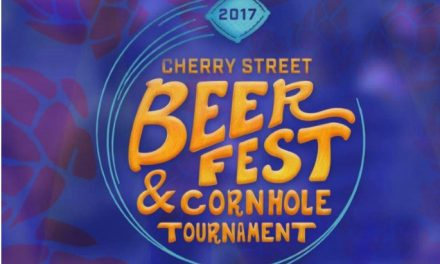 Join the 2nd Annual Cherry Street Beer Fest & Cornhole Tournament!