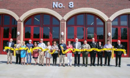 Forsyth County Fire Station Number 8 Now Open