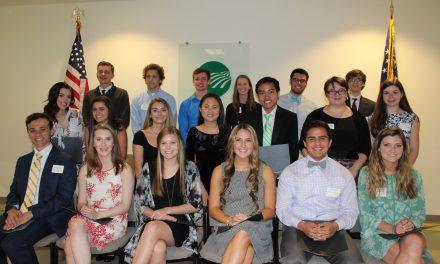Sawnee Foundation Awards $76,000 in Scholarships to 19 Outstanding Students