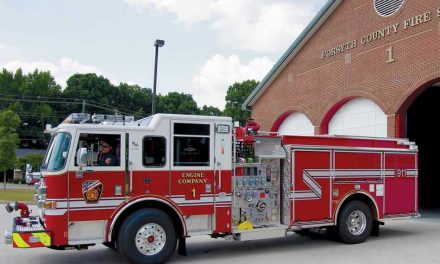 Forsyth County Fire Department To Offer Junior Fire Academy