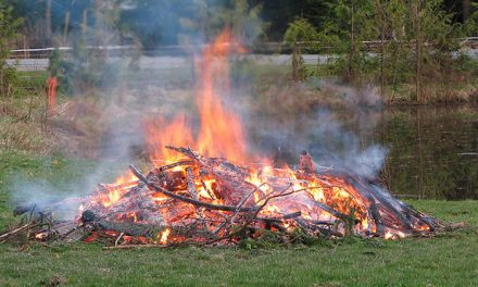 Outdoor Burn Ban Goes Into Effect May 1st