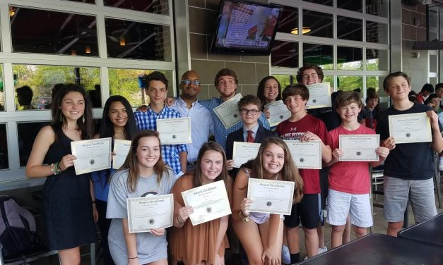 South Forsyth High School Students Apply Their Marketing Skills in the Real-World