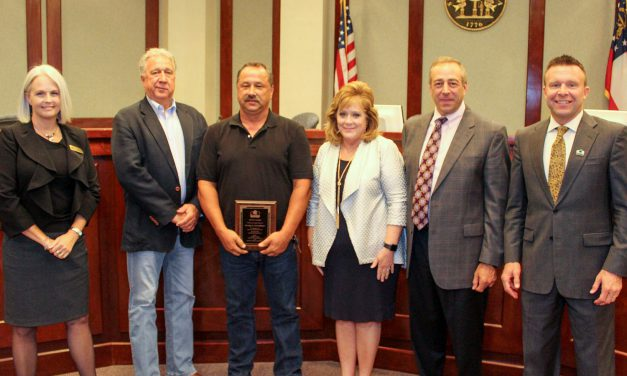 Forsyth County's Cornelison Recognized for 25 Years of Service