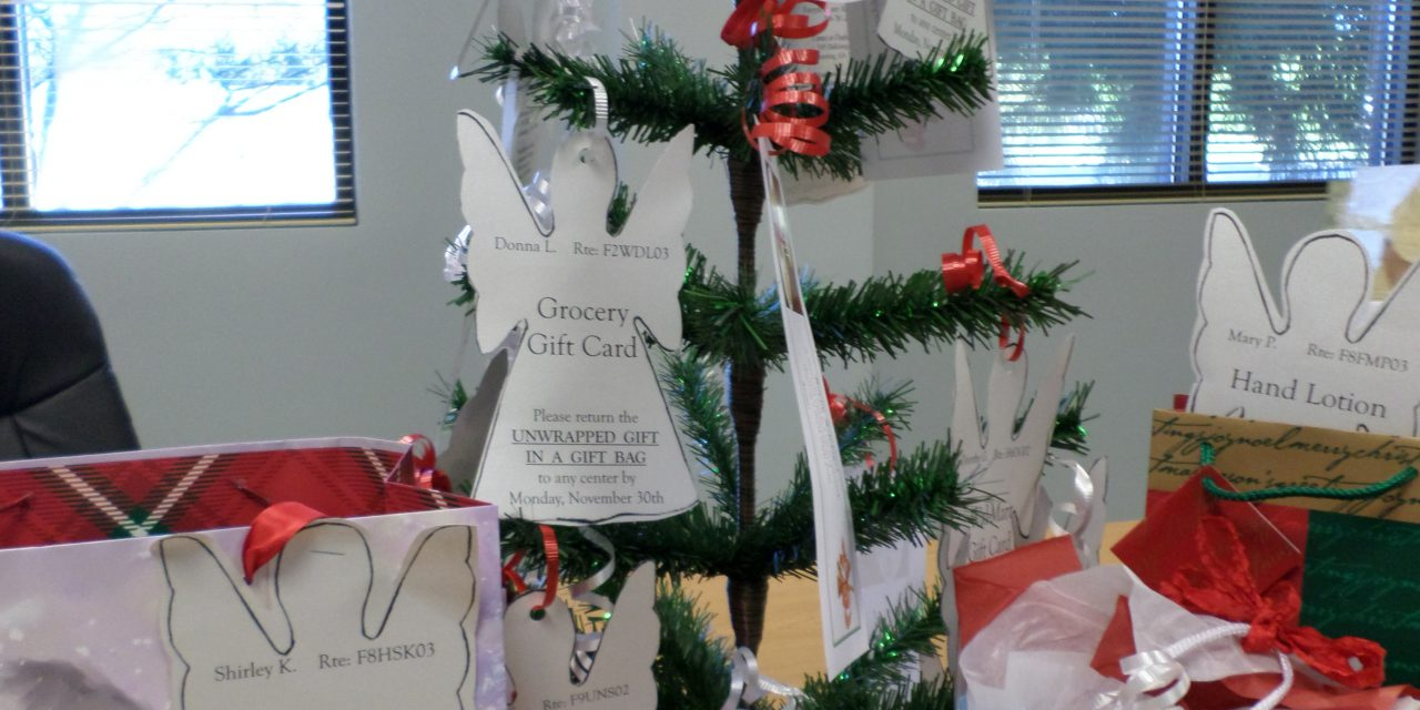 Forsyth County Senior Services Seeks Holiday Gift Angels