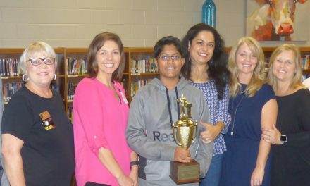 Riverwatch Recognized in Honor of Optimist Oratorical Winner