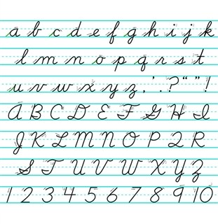 Should Your Child Be Learning Cursive Writing My Forsyth Magazine
