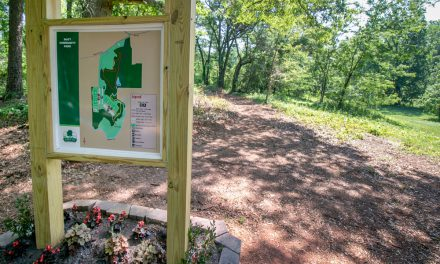 Two New Trails Now Open in Forsyth County Parks