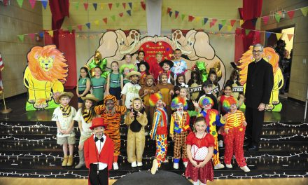 Kindergarten Circus Delights for 25th Year