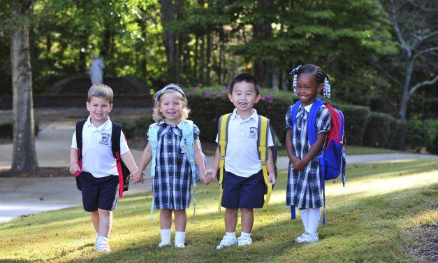 Peek into PreK and Kindergarten at Pinecrest Academy