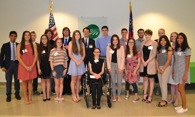 Sawnee Foundation Awards $100,000 in Scholarships to Twenty Outstanding Students