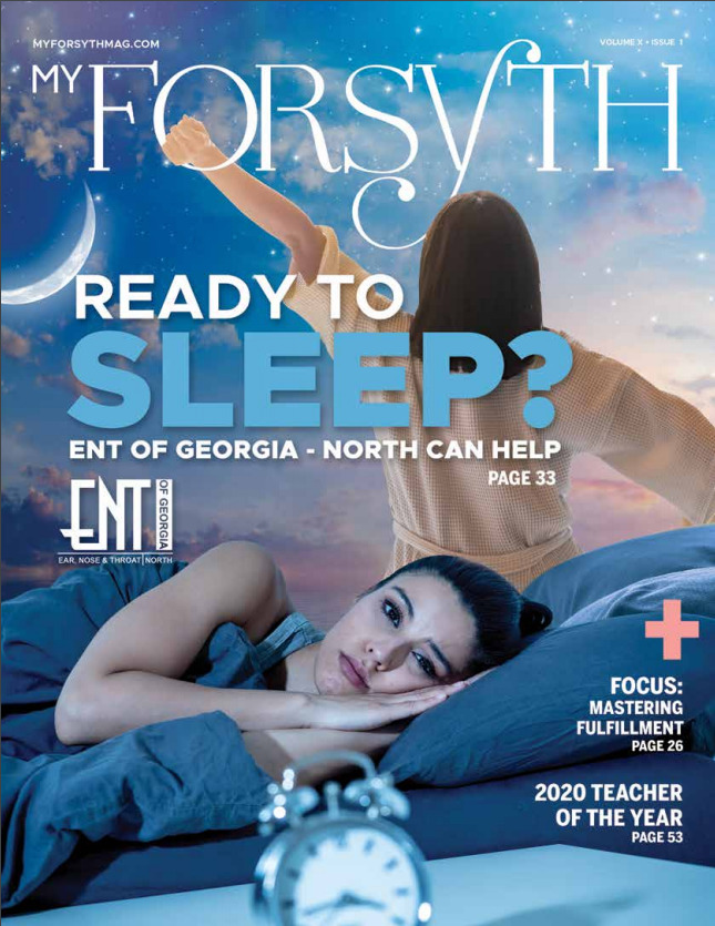 Latest Issue of My Forsyth Magazine